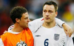 John Terry dan Wayne Bridge